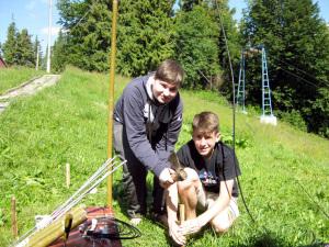 Сокира - другий інструмент радіоаматора (після паяльника)